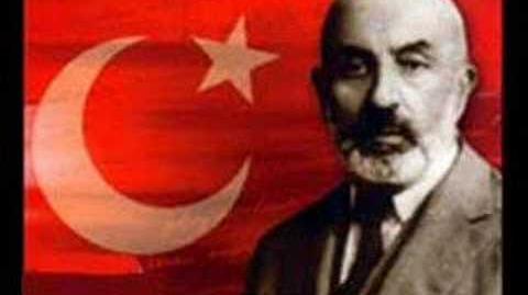 İstiklal Marşı'nın ilk hali-0