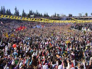 Newroz in Adana