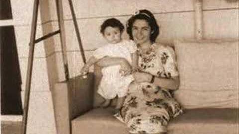 الملكة فريدة Queen Farida of Egypt