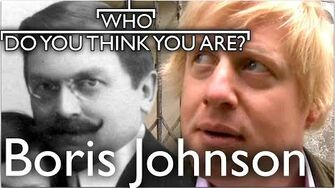 Boris Heads To Istanbul To Trace His Political Past Who Do You Think You Are