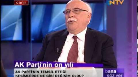 Nabi Avcı - NTV (Bana Söz Ver) - 07 11 2012
