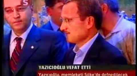 Denizli Valisi Recep Yazıcıoğlu, Trafik Kazası Haberi 'STV'