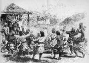 A Dance at Gilgit