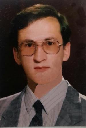 Eyup Sabri Kartal 1987 SBF mezuniyeti
