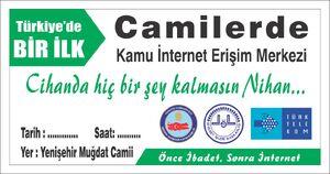 Yenişehir internet