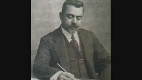 İstiklal Marşı'nın ilk Hali - Ali Rıfat Çağatay