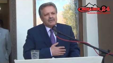 Erzincan Valisi Süleyman Kahraman, göreve başladı