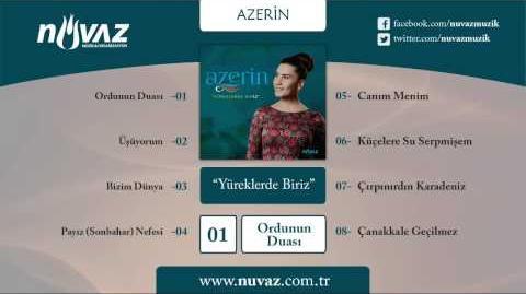 Azerin - Ordunun Duası-0