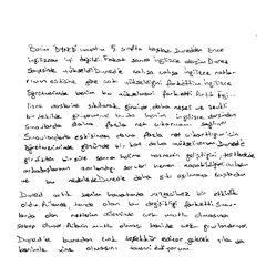 Berfin Devir 7/A Sınıfı