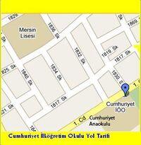Cumhuriyetioo map