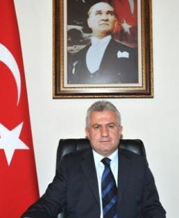 Vali Yardımcısı Ali Nazım Balcıoğlu