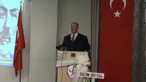 Bursa İstiklal Marşını Güzel Okuma Yarışması - İlk kez Mart 2013 de düzenlendi