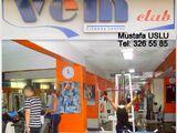 Yenişehir'de özel spor salonları