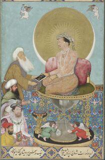 Bichitr - Jahangir preferring a sufi sheikh to kings.jpg