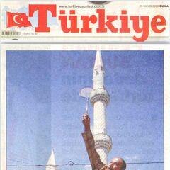 29 Mayıs 2010 Türkiye Gazetesi