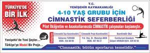 Yenişehir cimnastik 3
