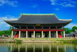 Gyeongbok Palace main attraction