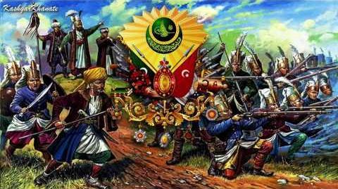 "Mehter Marşı - Ottoman Military March ""Neşide-i Zafer Marşı"""
