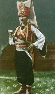 Yeniçeri Atatürk