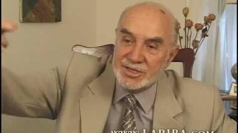 Sabahattin Zaim interview by LARIBA