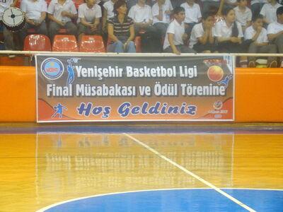Basketbol ligi 1