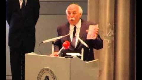 İTÜ 2012-2013 Akademik Açılış Töreni Nabi Avcı Konuşması