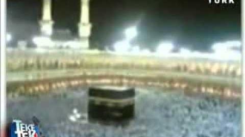 Kâbe'ye İnen Melekler Muhteşem!!! - TekeTek Özel 21 Ekim 2010