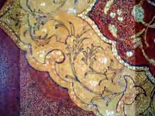 Osmanlıda tezhip sanatı