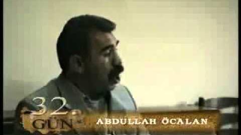 Mehmet Ali Birand ın Abdullah Öcalan Röportajı (1992)