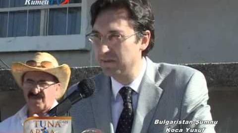 Bulgaristan Şumnu Koca Yusuf Yağlı Güreşleri 1