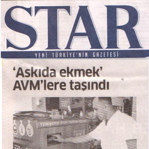 Star gazetesi 01 Ağustos 2011 haberi