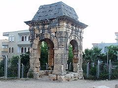 Dörtayak Anıtmezarı
