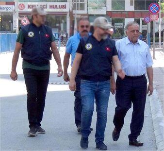 Mahmut arslan hasan arslan tutuklu