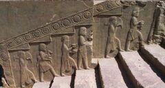 Persepolis hediye sunumu Nevruz
