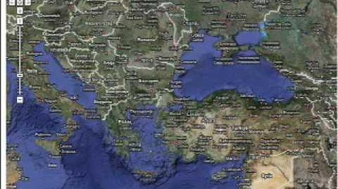 Crimean War, 1853 to 1856