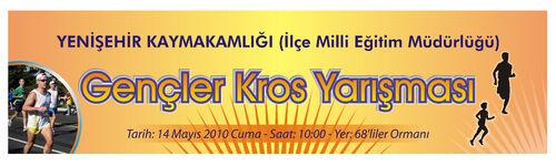 Gençler Kros yarışması