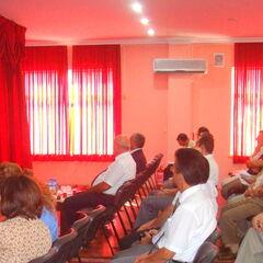 Aliye pozcu İÖO toplantı salonu