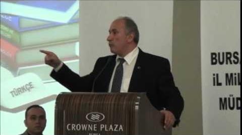 Eyup Sabri Kartal - Din Öğretiminde Yeni Teknikler 2013 Bursa MEM