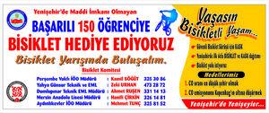 Yenişehir bisiklet afişi1