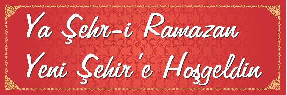 Ramazan afişi