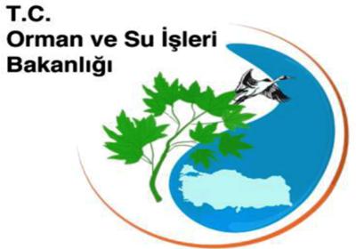 Orman ve Su İşleri Bakanlığı logosu
