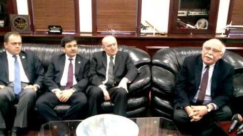 Milli Eğitim Bakanı Nabi Avcı Eskişehir BŞB ziyareti