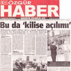 Özgür Haber Gazetesi