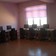 Belleten BT Dersliği/computer classrooms