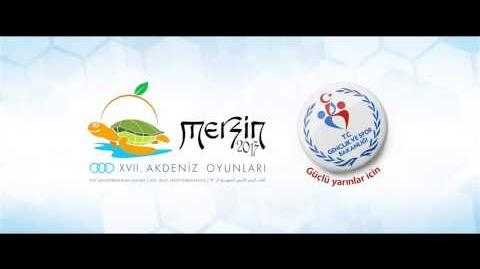 MERSİN 2013 Akdeniz Oyunları - XVII