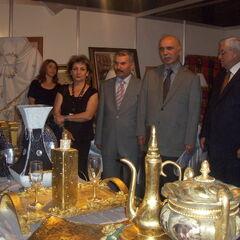 METEF Fuarı Yenişehir HEM standı