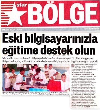 Star bölge gazetesi
