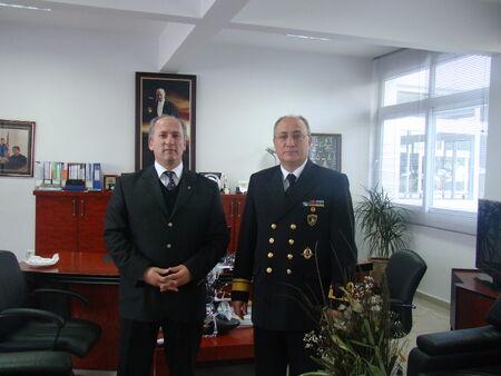 Akdeniz Bölge komutanı Tuğamiral Mustafa Karasabun 1