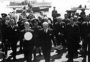 King Edward VIII and Mustafa Kemal