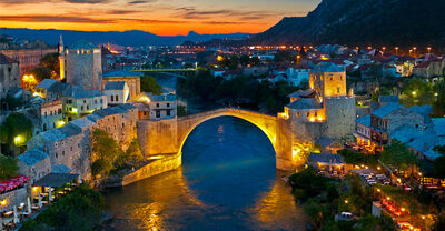 Mostar bosnia 1